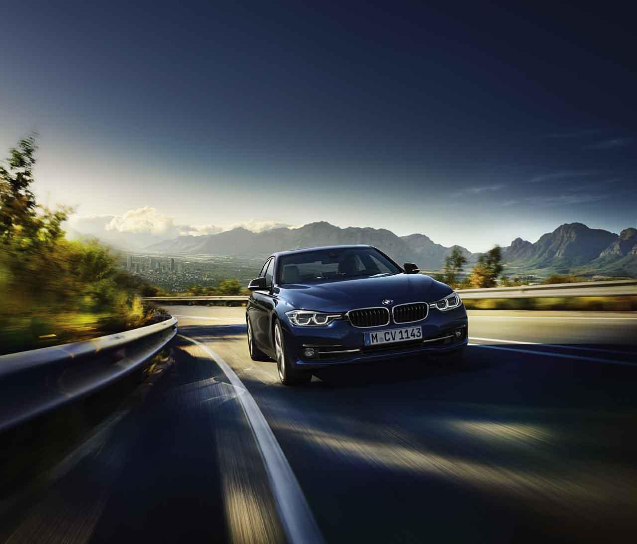 Die neue BMW 3er Reihe. Unerreicht seit  1975.