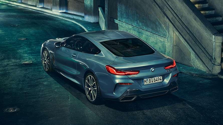 Das neue BMW 8er Coupé