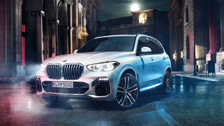 Der neue BMW X5 kommt