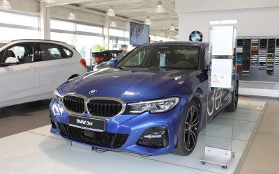 Doppelpremiere des neuen BMW 3er und des BMW Z4 Roadster.