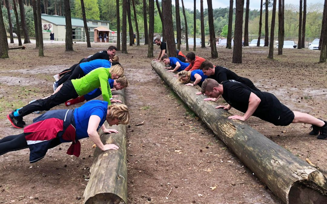 Team Hoyer trainiert mit prominenter Unterstützung