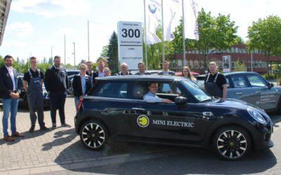 Autohaus Hoyer ist jetzt MINI Servicestandort an der Weser